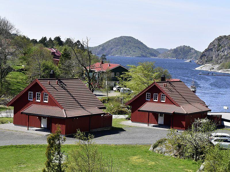 Angelreisen Norwegen 40091-092 Bjørnevåg Ferie Ansicht