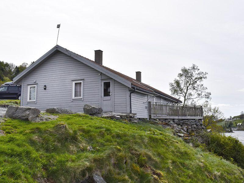 Angelreisen Norwegen 40415-40416 Furre Hytter Ansicht