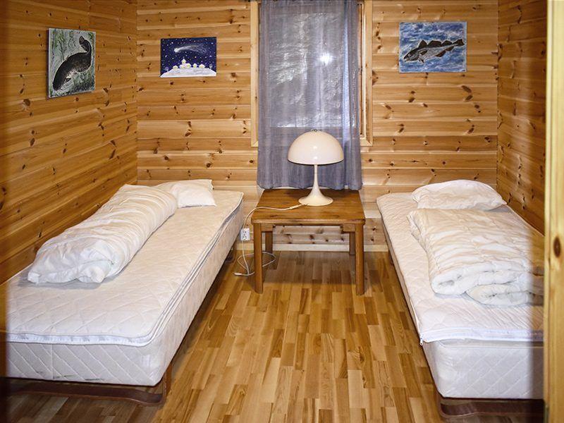 Angelreisen Norwegen 40420-40421 Furre Hytter Schlafen