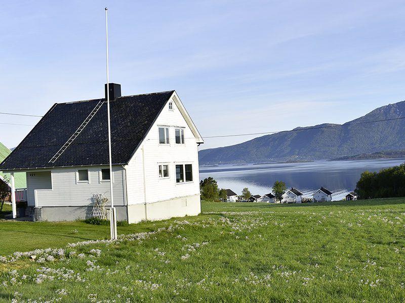 Angelreisen Norwegen 41776 Ferienhäuser Nerås Ansicht