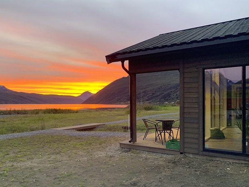 Angelreisen Norwegen 43506-43508 Lavangen Sjøfiske Ansicht