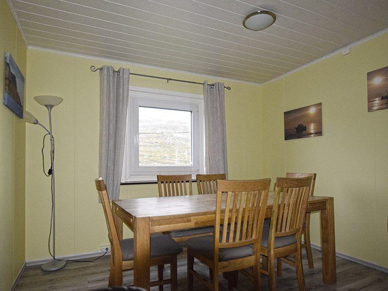 Angelreisen Norwegen 44002 Havøysund Sjøhus Essplatz