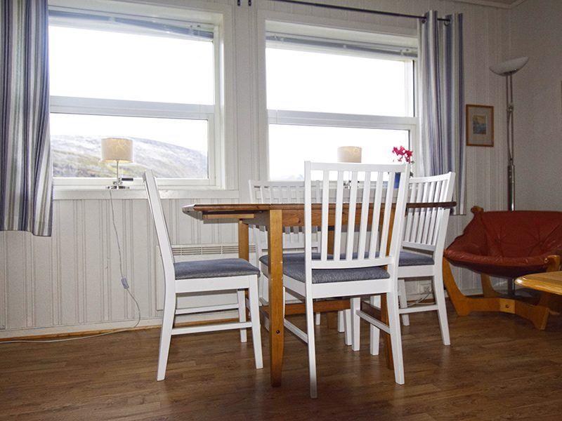 Angelreisen Norwegen 44010 Havøysund Sjøhus Essplatz