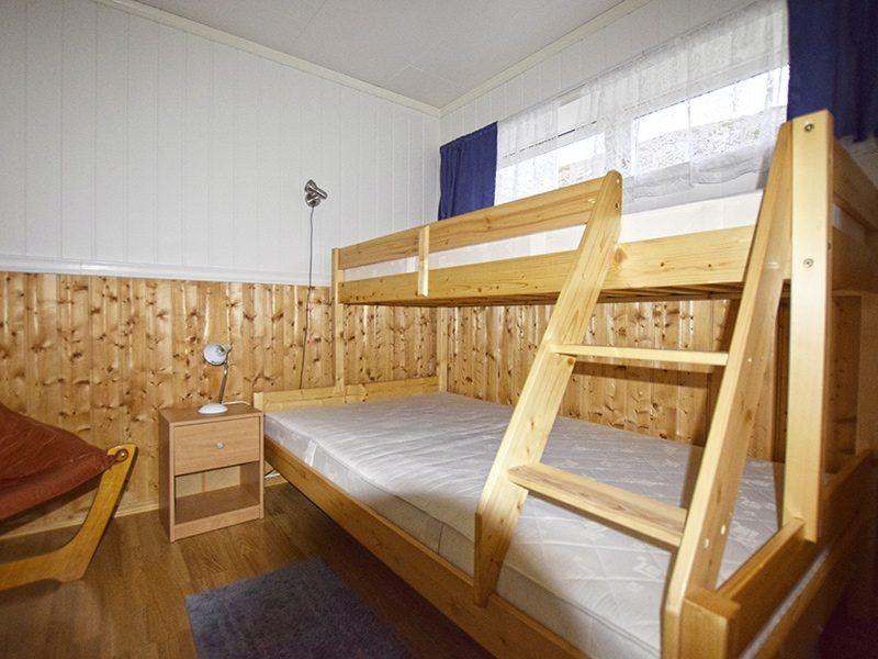 Angelreisen Norwegen 44010 Havøysund Sjøhus Schlafen