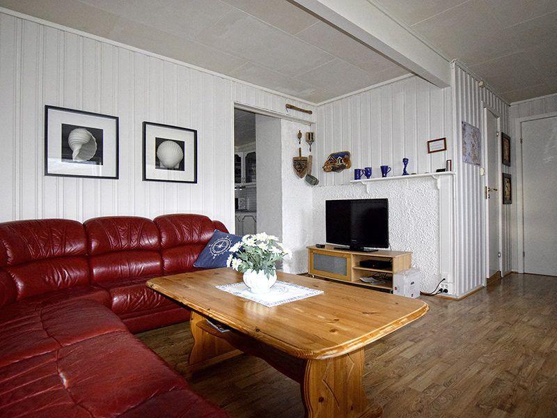 Angelreisen Norwegen 44010 Havøysund Sjøhus Bad