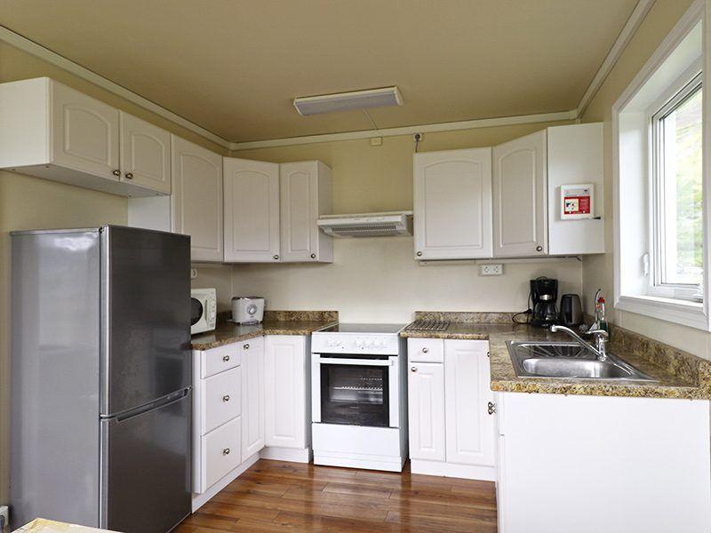 Angelreisen Island Sudureyri 6100 Küche