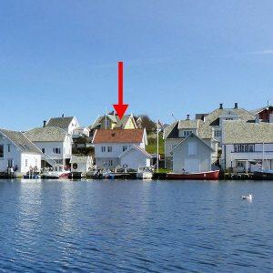Angelreisen Norwegen 40323 Kvitsøy Seehaus Ellen Ansicht