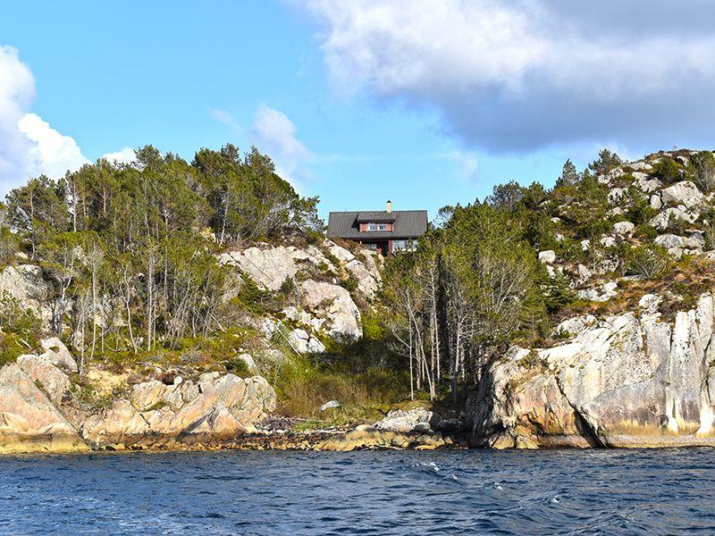 Angelreisen Norwegen 41050 Rolfsnes Panorama