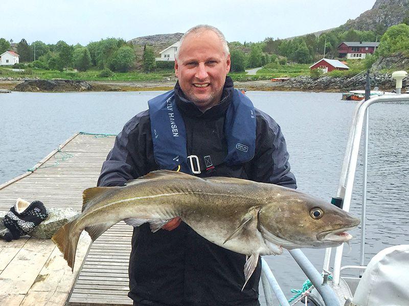 Angelreisen Norwegen 42261 Ansnes Dorsch