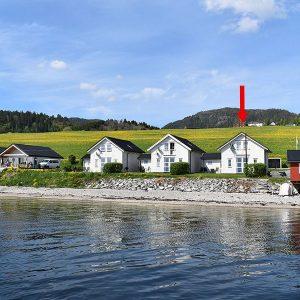 Angelreisen Norwegen 42343 Hindrum Fjordsenter Ansicht