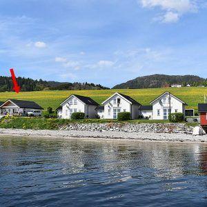 Angelreisen Norwegen 42344-345 Hindrum Fjordsenter Ansicht