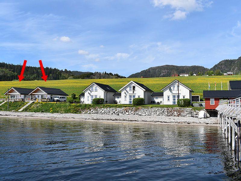 Angelreisen Norwegen 42344-42345 Hindrum Fjordsenter Ansicht