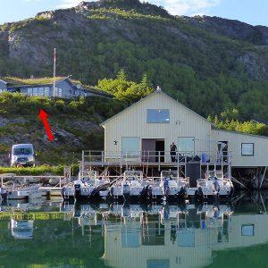 Angelreisen Norwegen 42960 Bjørnvika Natursenter Hafen