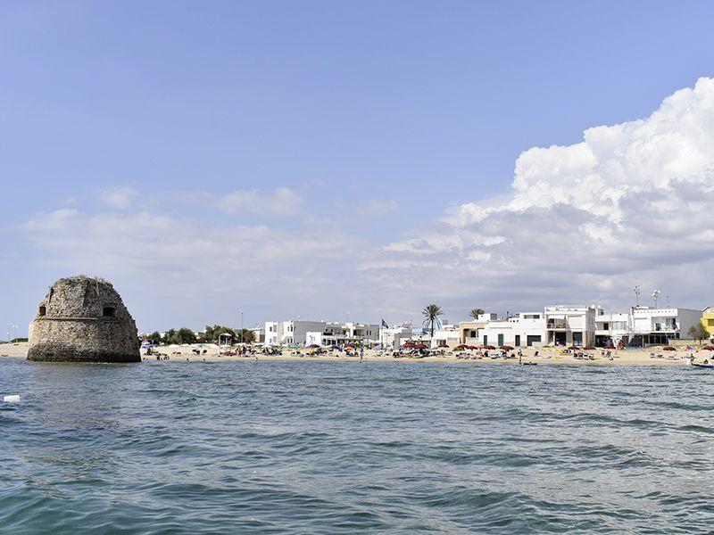Angelreisen Italien 1001-1009 Torre Pali Strand