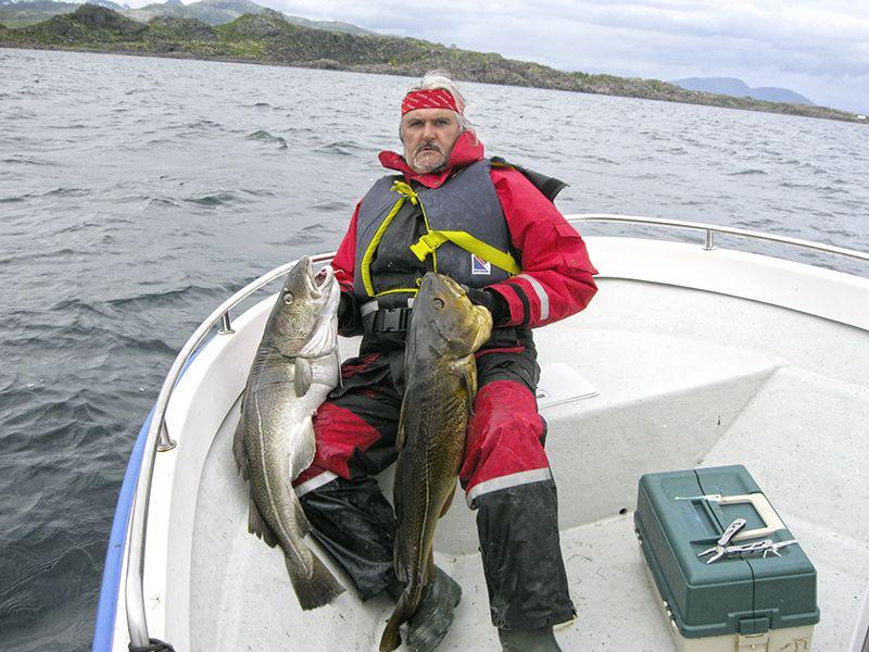 Angelreisen Norwegen 43301-43315 Offersøy Feriesenter Dorsche