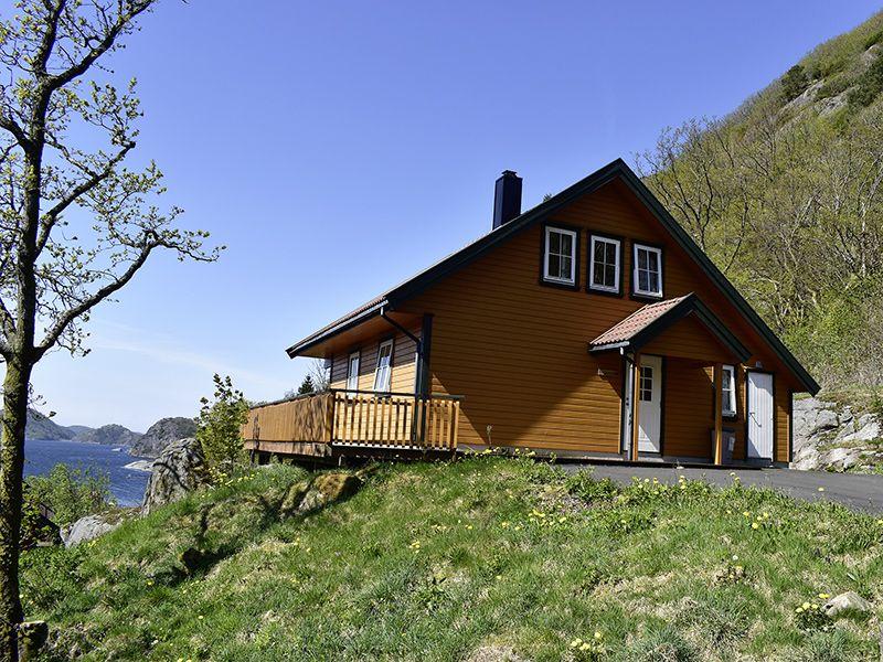 Angelreisen Norwegen 40085 Bjørnevåg Ferie Ansicht