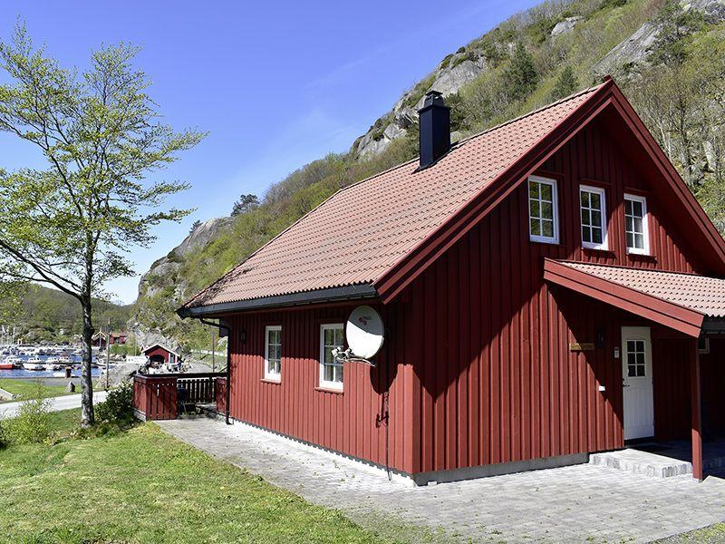 Angelreisen Norwegen 40090 Bjørnevåg Ferie Ansicht