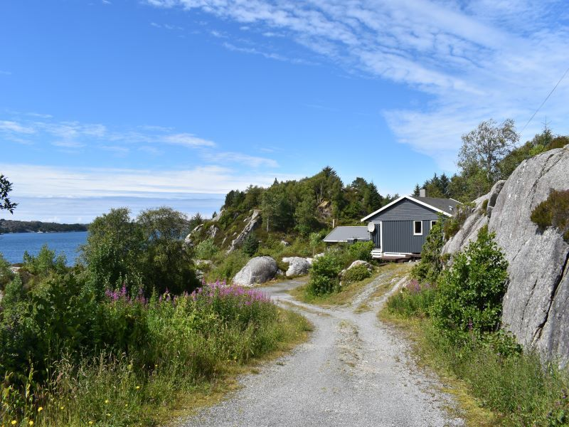 Angelreisen Norwegen 41040 Rolfsnes Ansicht