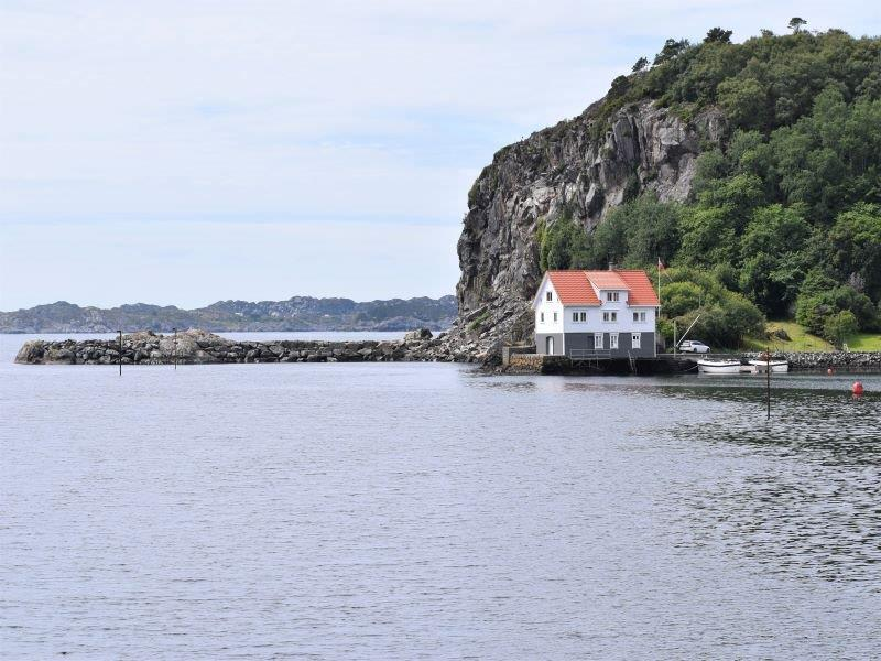 Angelreisen Norwegen 41171-41172 Stangeneset Gjestebrygge Panorama