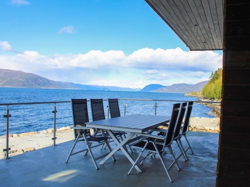 Angelreisen Norwegen 41395-41399 Sognefjord Panorama Terrasse