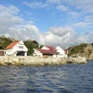 Angelreisen Norwegen 41530 Smørhamn Ansicht vom Wasser
