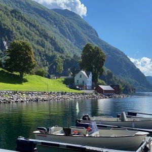 Angelreisen Norwegen 41680 Haus Storfjord Ansicht