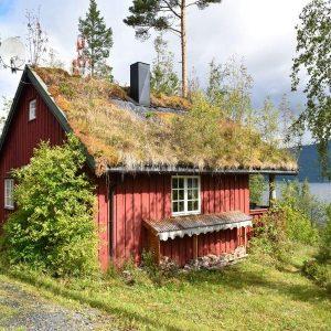 Angelreisen Norwegen 41871 Nesøya Brygge Ansicht zum Wasser