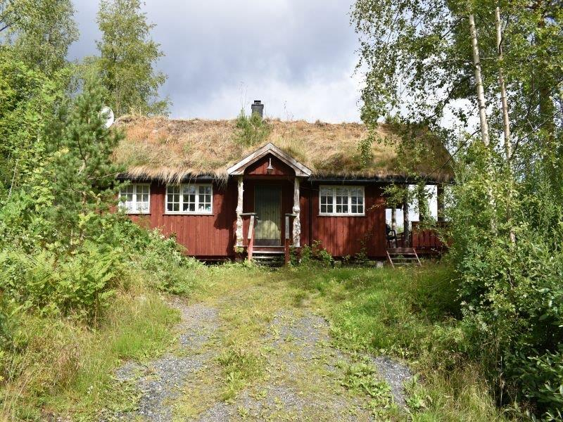Angelreisen Norwegen 41872 Nesøya Brygge Ansicht von vorn
