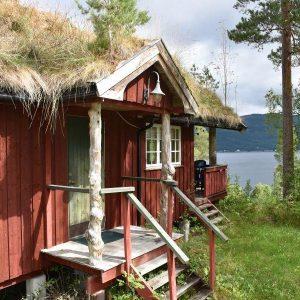 Angelreisen Norwegen 41872 Nesøya Brygge Ansicht