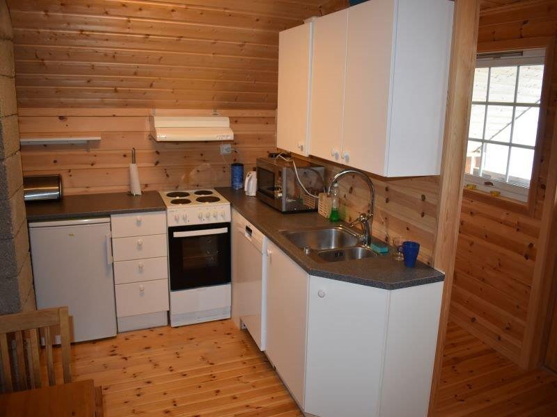 Angelreisen Norwegen 41874-41875 Nesøya Brygge Küche