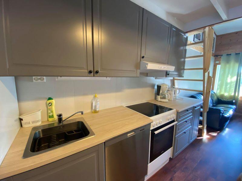 Angelreisen Norwegen 42041 Seaside Apartments Küche
