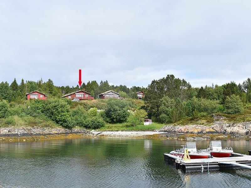 Angelreisen Norwegen 42051 Fjellvær Ansicht