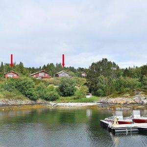 Angelreisen Norwegen 42052-42053 Fjellvær Ansicht