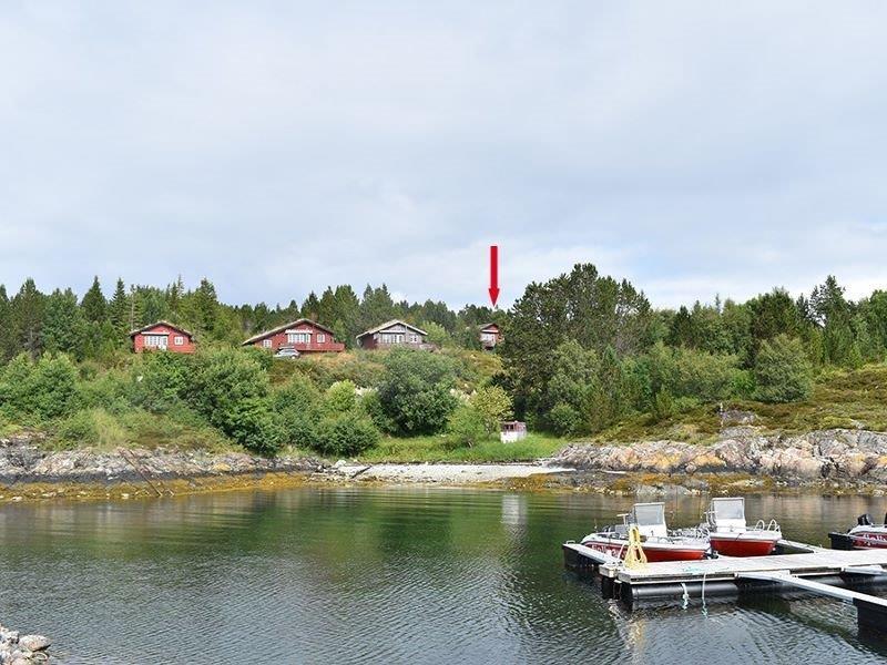 Angelreisen Norwegen 42054 Fjellvær Ansicht