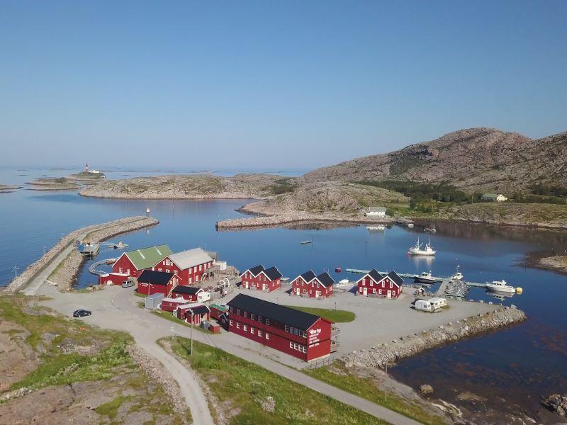 Angelreisen Norwegen 42381-42396 Seter Brygge Ansicht