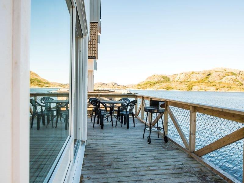 Angelreisen Norwegen 42416-42419 Bessaker Terrasse