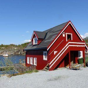 Angelreisen Norwegen 42420 Bessaker Ansicht