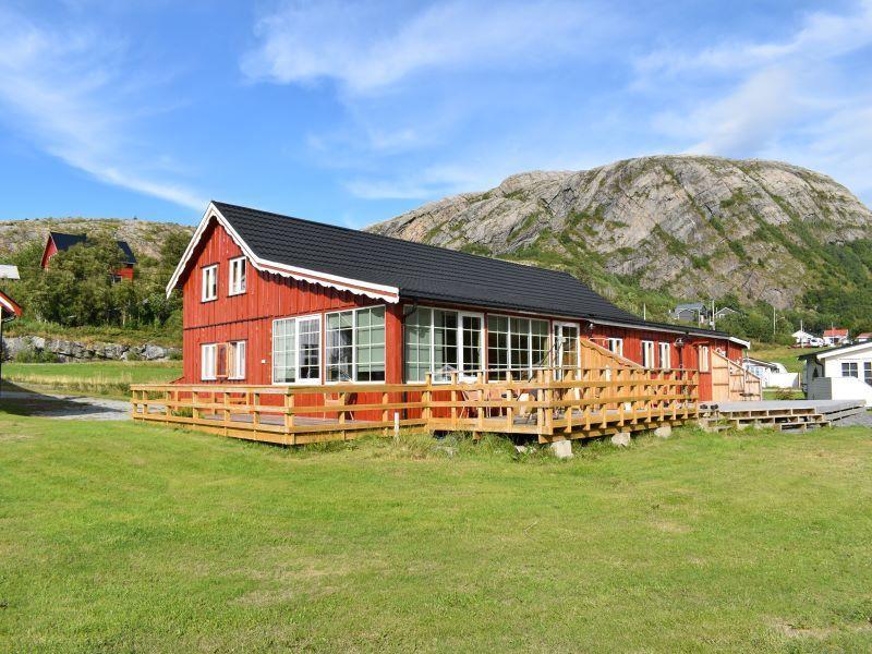 Angelreisen Norwegen 42443-42444 Nord-Flatanger Utvorda Ansicht