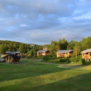 Angelreisen Norwegen 43411-43415 Sommersel Fishing Camp Ansicht