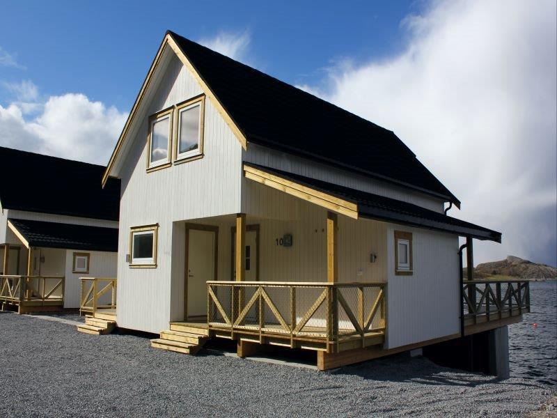 Angelreisen Norwegen 42413-42414 Besssaker Ansicht