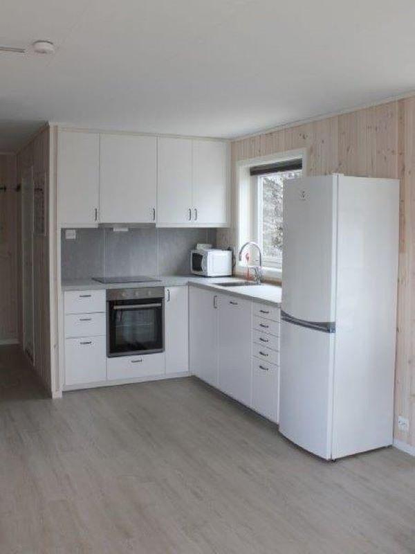 Angelreisen Norwegen 42413-42414 Besssaker Küche