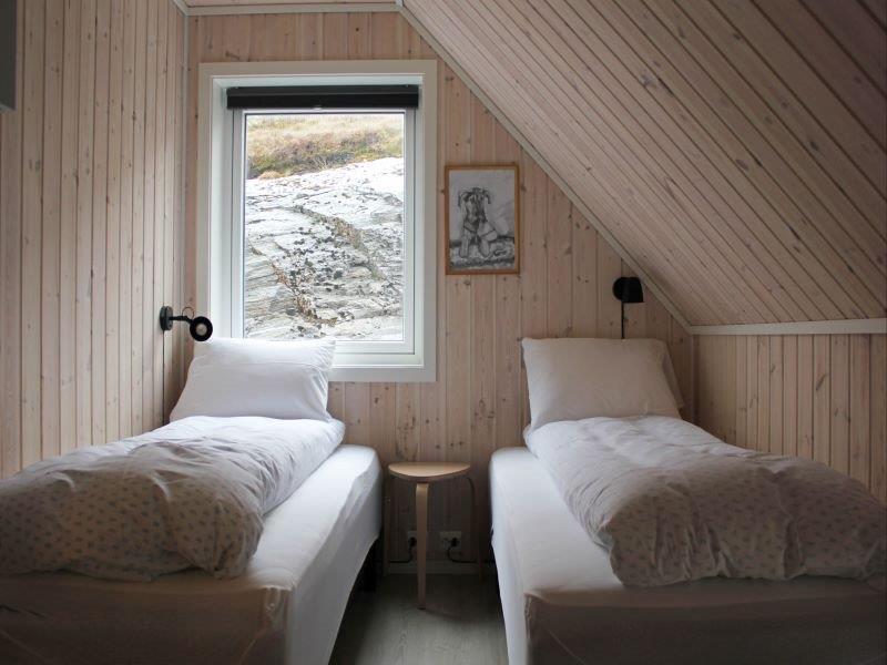 Angelreisen Norwegen 42413-42414 Besssaker Schlafen