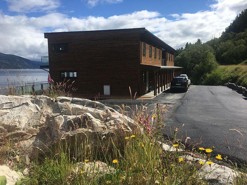 Angelreisen Norwegen 41395-41399 Sognefjord Panorama Ansicht