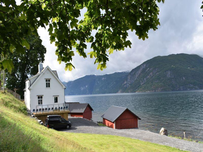 Angelreisen Norwegen 41680 Haus Storfjord Fjordblick