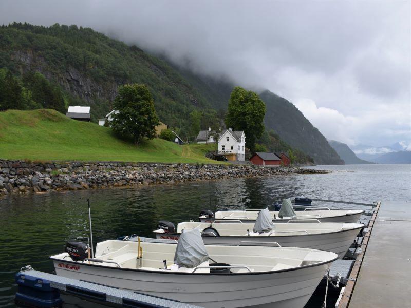 Angelreisen Norwegen Boote 41680 Haus Storfjord Boote 20 Fuss, 60 PS, 4-Takt, Echolot, Kartenplotter