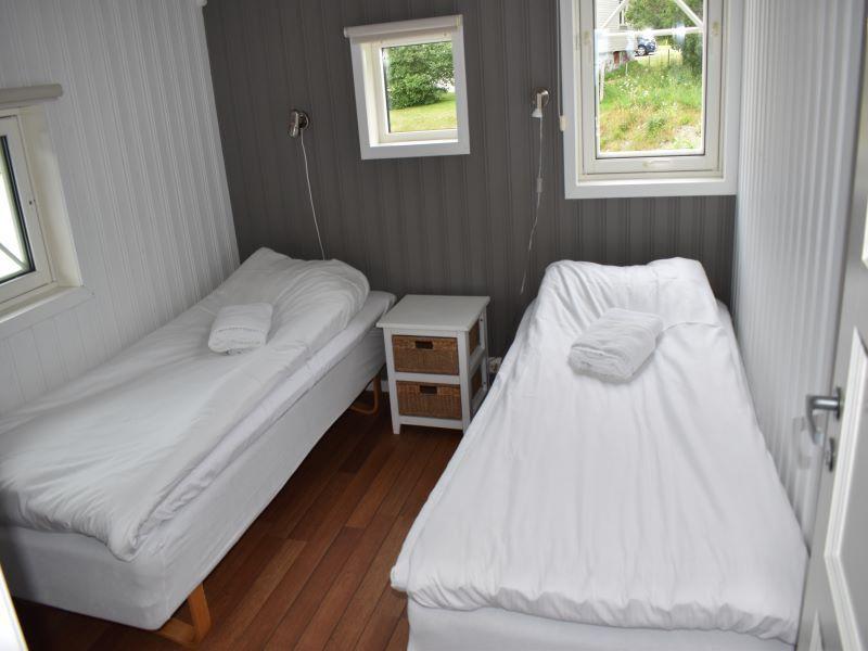 Angelreisen Norwegen 43563-43564 Koppangen Brygger Schlafen