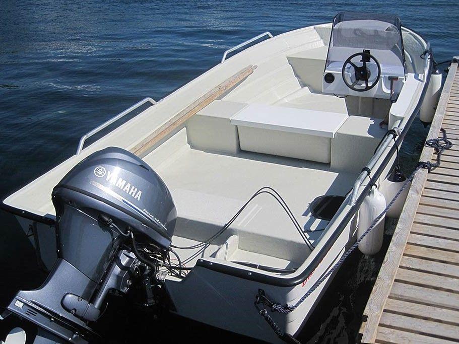 Angelreisen Norwegen Boote 40911-40918 Halsnøy Boot 17 Fuß / 50 PS, 4-Takt, Echolot (Øien)