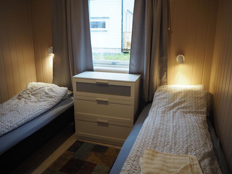 Angelreisen Norwegen 43521-43523 Senja Fishing Lodge_Schlafen_Einzelbetten