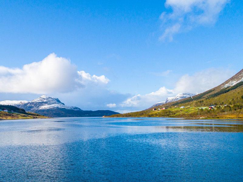 Angelreisen Norwegen 41780 - 41805 Vestrefjord Panorama