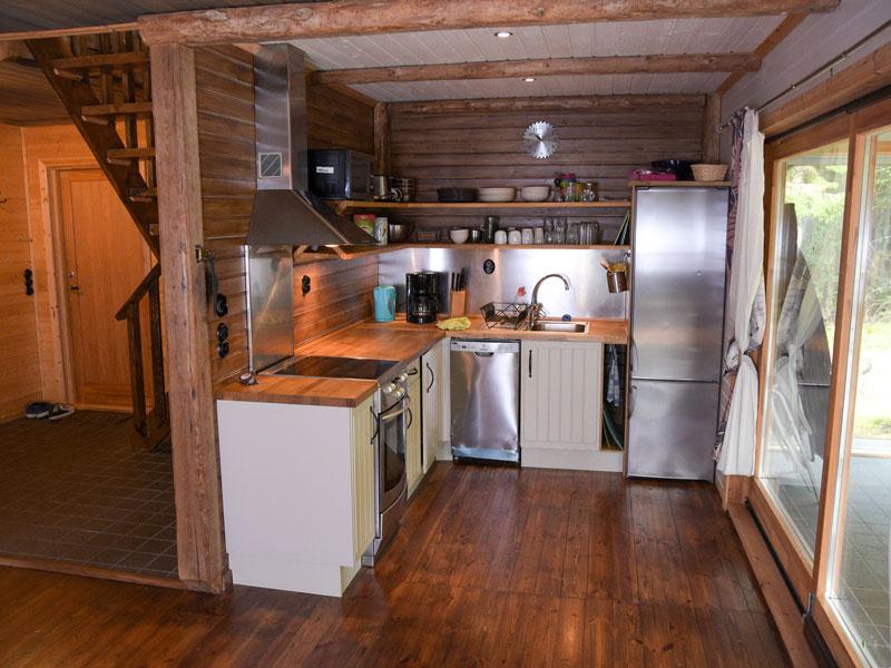 Angelreisen Schweden 7081-7082 Küche